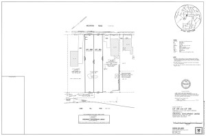 Sample Subdivision Plan